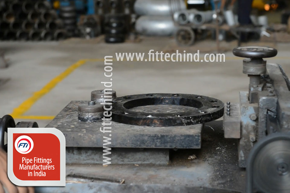 ASTM A182 F347H Stainless Steel Flanges Manufacturers in India