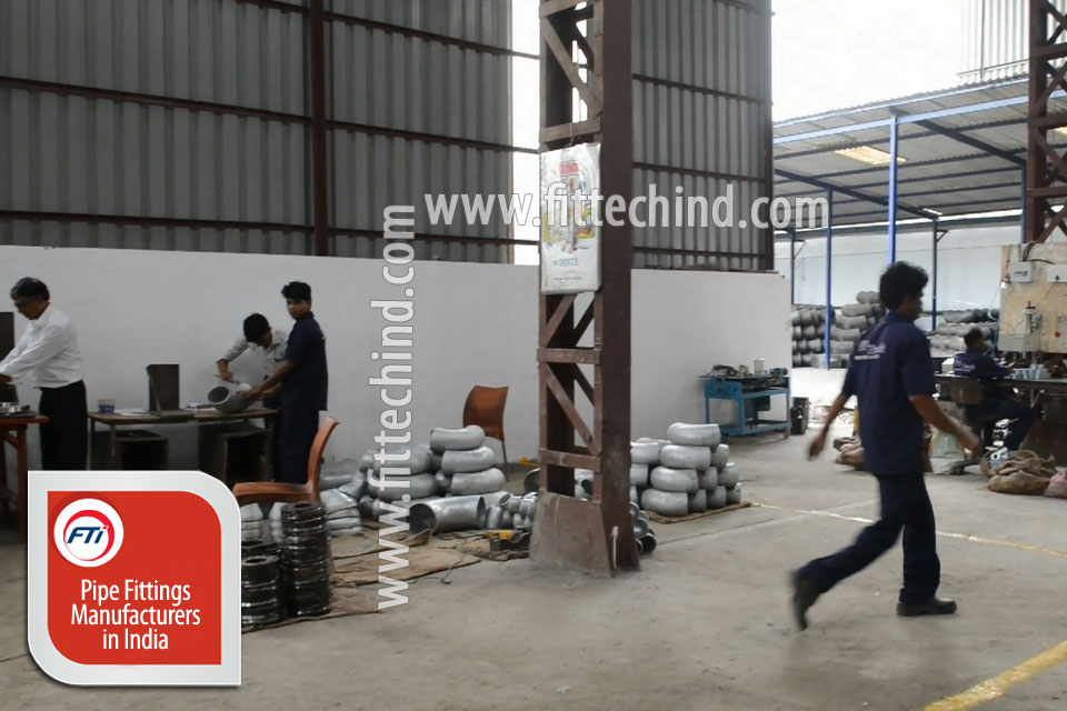 A234 Wp11 Pipe Fittings, Alloy Steel Buttweld Fittings manufacturers in India