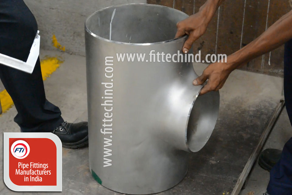 ASTM A403 WP347H Stainless Steel Pipe Fittings manufacturers in India