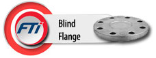 Stainless Steel / Carbon Steel blind flange