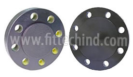 ASTM A182 F347H Stainless Steel Blind Flange