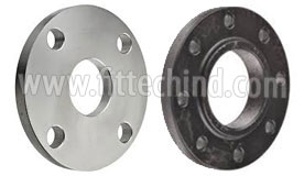 ASTM A182 F321H Stainless Steel Forged Flanges