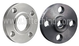 ASTM A182 F347H Stainless Steel Lap Joint Flange