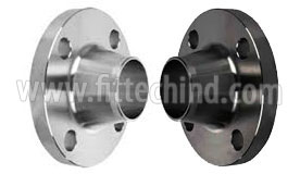 ASTM A182 F347 Stainless Steel Long Weld Neck Flanges