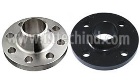 ASTM A182 F321H Stainless Steel Weld Neck Flange