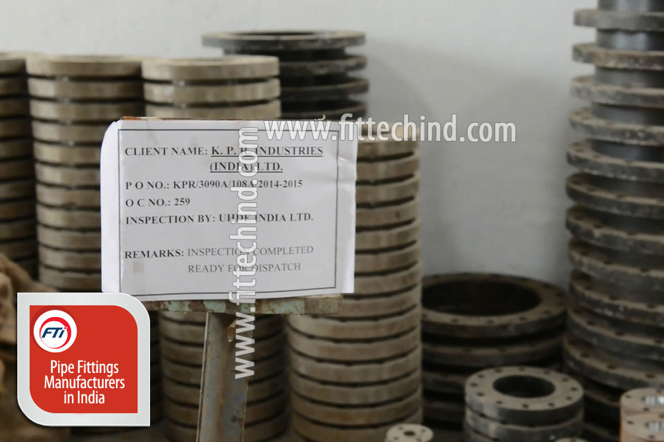 ASTM A350  LF2, LF3, LF6 Carbon Steel Flanges Manufacturers in India