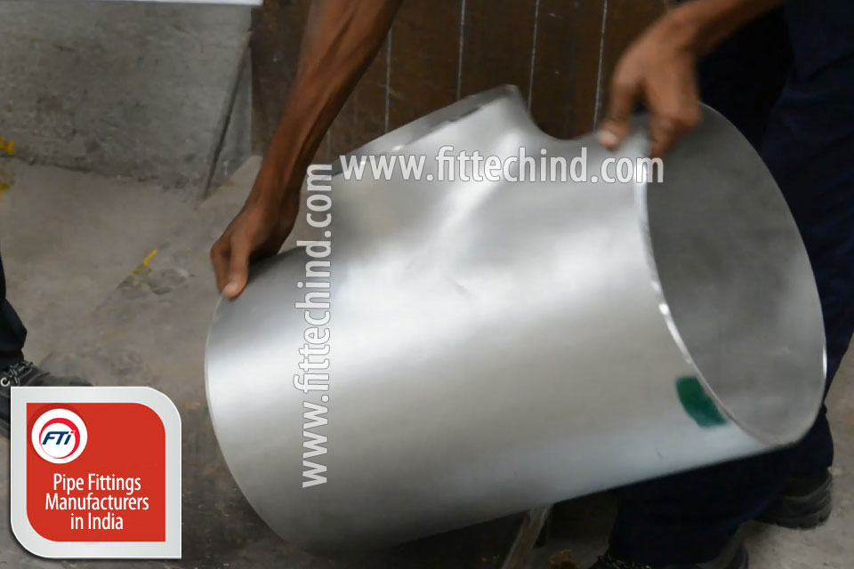 ASTM A403 WP321H Stainless Steel Pipe Fittings manufacturers in India