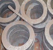 WPHY 70 Carbon Steel Forged / Plate Circles