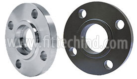 ASTM A694  F52/ F60/ F65 Carbon Steel Slip on Flange
