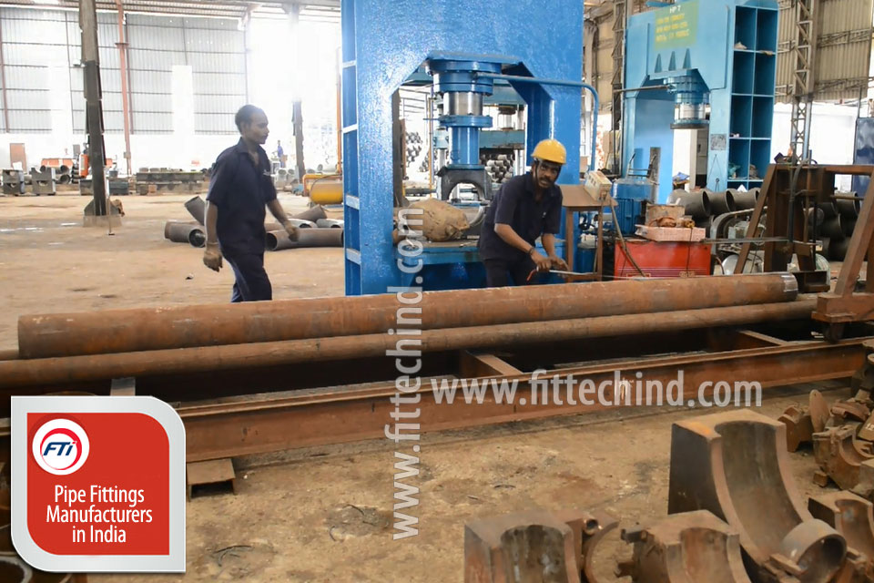 Industrial Pipe Fittings/ Flanges suppliers in Bangladesh