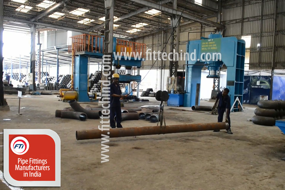 Carbon Steel Stub End / Lap Joint manufacturers in India