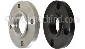 ASTM A694  F52/ F60/ F65 Carbon Steel Threaded Flange