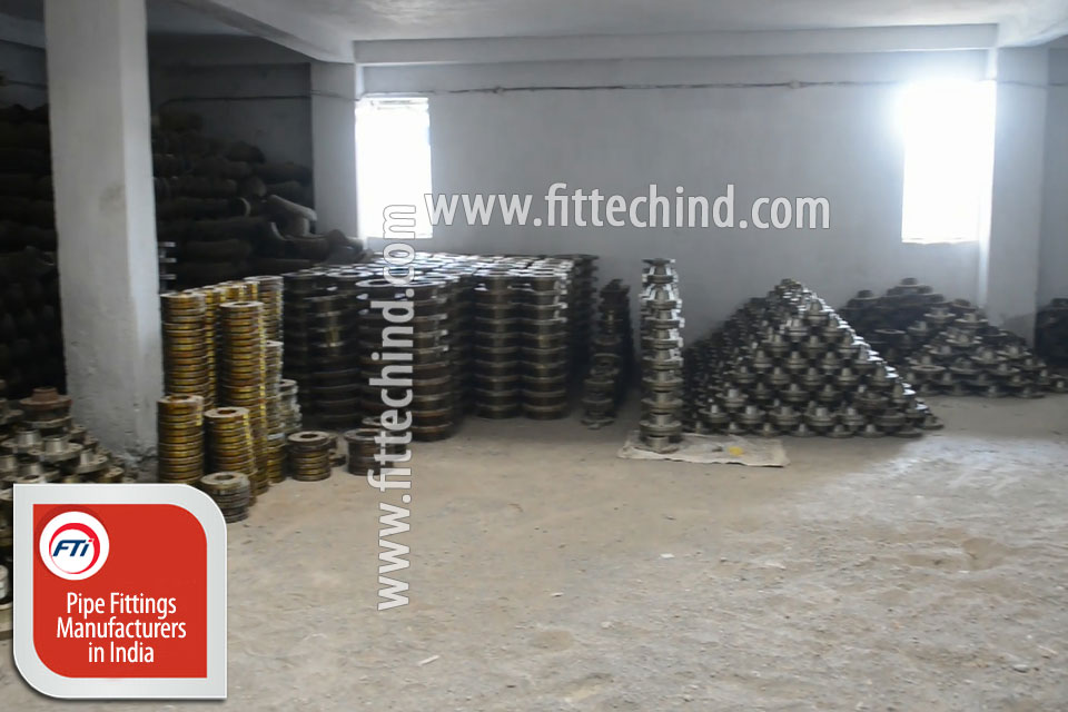 Carbon Steel Threaded Flanges, Stainless Steel Threaded Flanges manufacturers in India