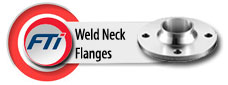 F304 Stainless Steel Weld Neck Flanges